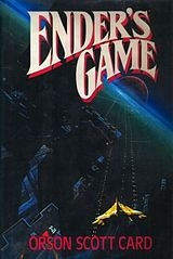 Cover of the novel, Ender's Game