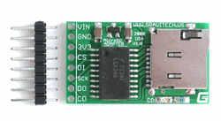 SD card miniboard
